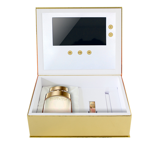 Coffret Imprimé Video® Michael Kors • Parfum